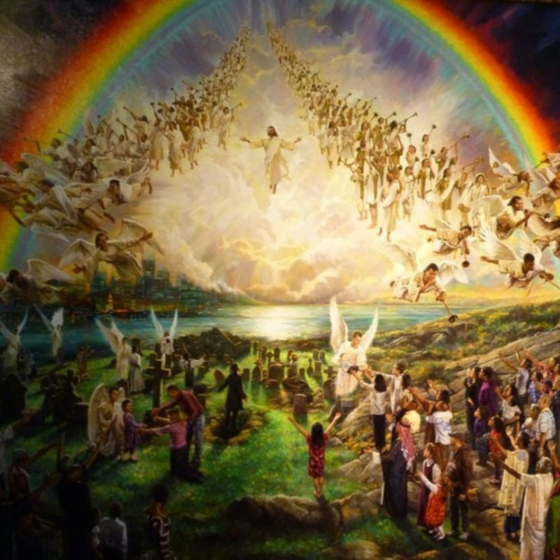 On the Rapture of the Saints   The Heartbeat   Burning Hearts
